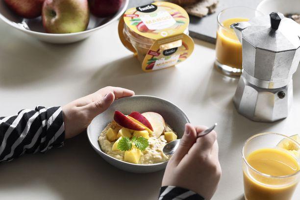 Asiantuntija muistuttaa varaamaan rauhallista aikaa ruokailuille. Se on hyvää itsestään huolehtimista.