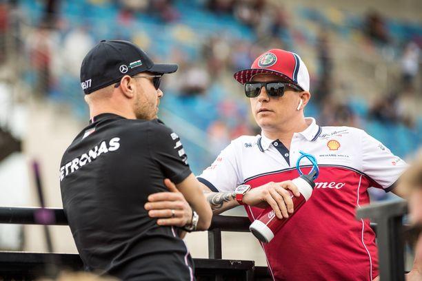 Kalle Jokinen työskenteli Valtteri Bottaksen ja Kimi Räikkösen lisäksi monien muiden suomalaisten huippukuljettajien kanssa.
