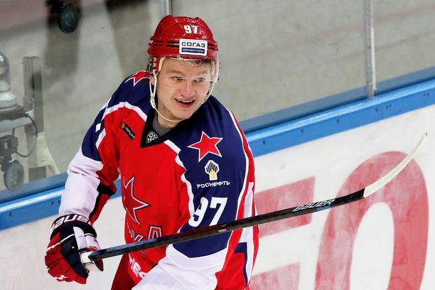Kirill Kaprizov suuntaa ensi kaudeksi NHL-kaukaloihin.