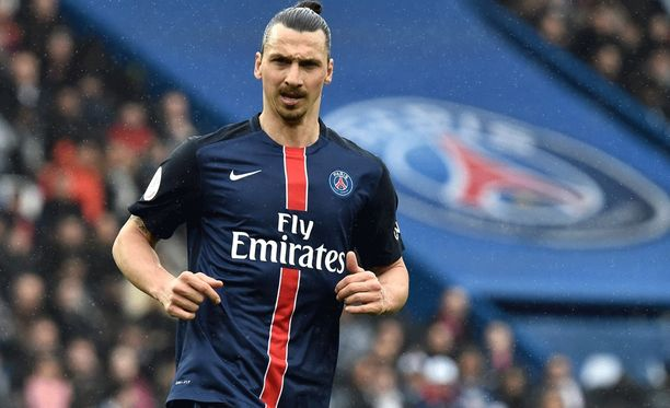 Persianlahdella jännitetään Zlatan Ibrahimovicin tehoja maalin edessä.