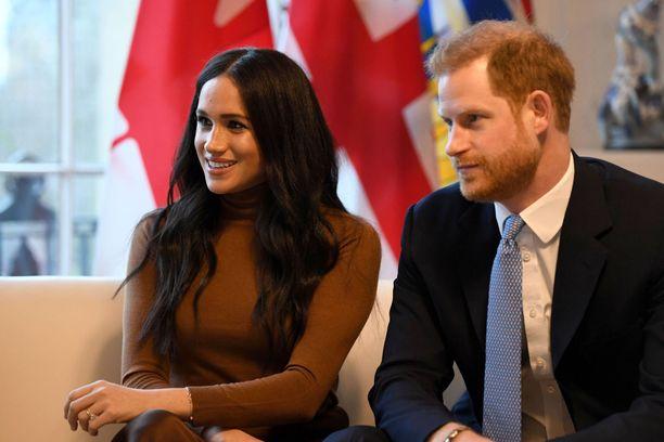 Meghan ja Harry ovat parhaillaan Kanadassa. Nyt heillä olisi mahdollisuus muuttaa myös New Yorkiin, sillä Madonna on tarjonnut heille asuntoa vuokralle.