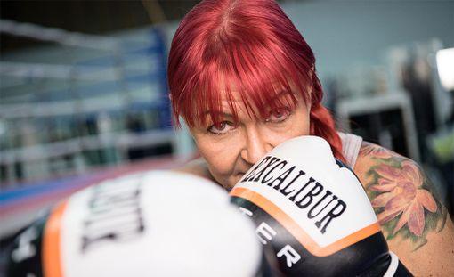 Meriläinen vannoi, ettei ikinä alkaisi nyrkkeillä. Nyt nyrkkeily on hänelle paras keino nollata ajatukset.