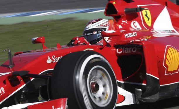 Ferrari antoi lupauksia paremmasta.