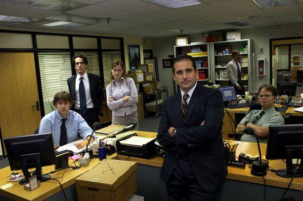 The Office -sarjan Amerikan-versio menestyy.