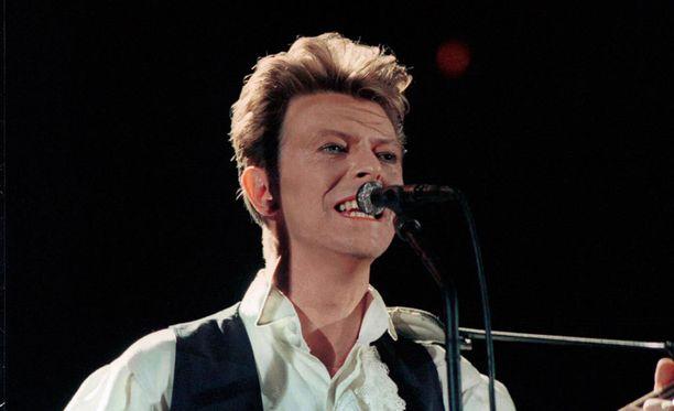 David Bowie julkaisi uutta musiikkia loppuun asti.