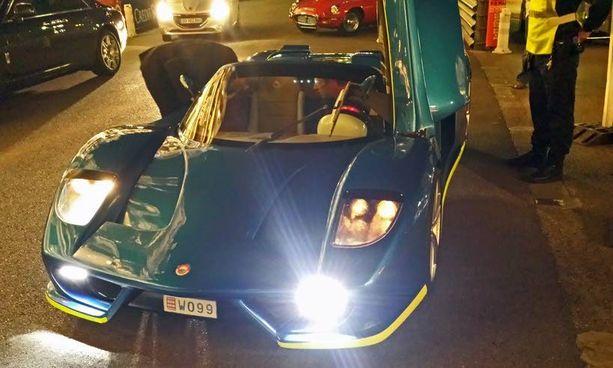 Monte Carlo Rascassea on valmistettu vain 15 kappaletta.