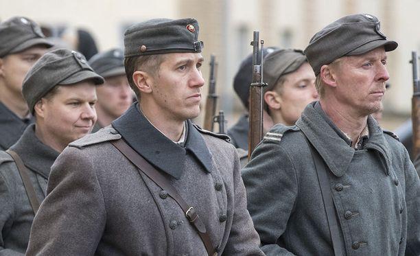 Tuntematon sotilas keräsi avausviikonloppunaan ennätyksellisen määrän katsojia.