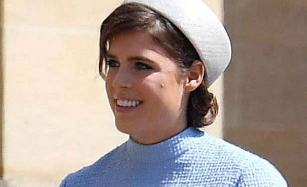 Yorkin prinsessa Eugenie, 28, on Yhdistyneen kuningaskunnan hallitsijan pojan prinssi Andrewin lapsi.