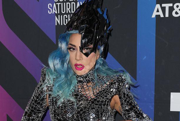 Lady Gaga on yksi tukikonsertin alullepanijoista.