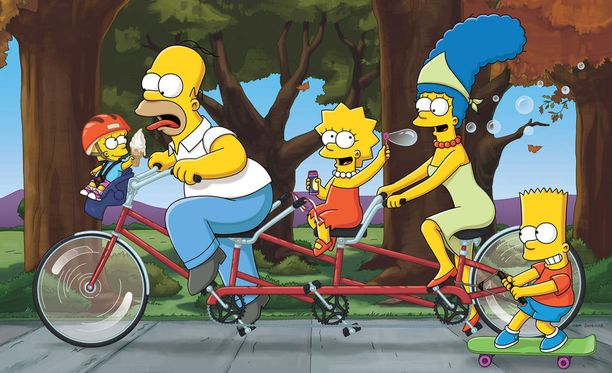 Simpsonit on Matt Groeningin luomus.