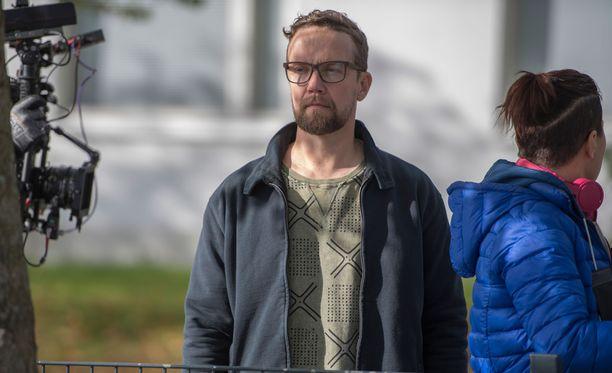 Petteri Summanen on Yösyöttö-elokuvan pääosassa.