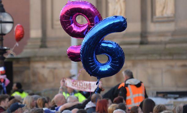 Hillsborough'n tragedia vaati kaikkiaan 96 ihmisen hengen. Useita satoja loukkaantui.