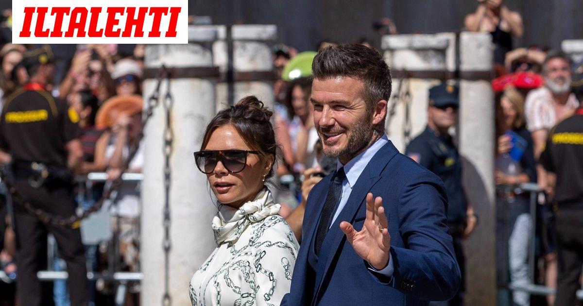 Victoria ja David Beckham osallistuivat kummalliselle hyvinvointiretriitille Saksassa