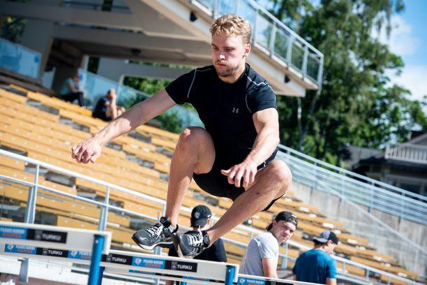 Mikko Rantanen on saanut harjoitella kesän terveenä. Colorado Avalanchen hyökkääjä on hyvässä kunnossa.