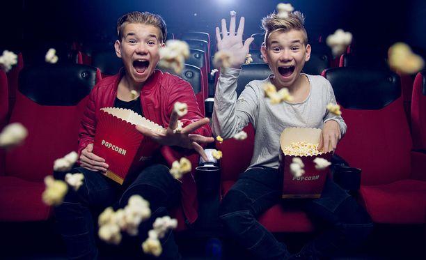 Marcus & Martinus olivat vielä jokin aika sitten ihan tavallisia poikia. Nyt he ovat teini-idoleita.