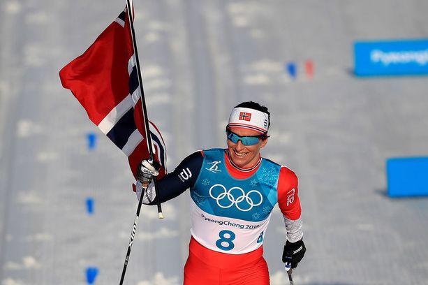 Marit Björgen on kaikkien aikojen menestynein urheilija talviolympialaisissa.