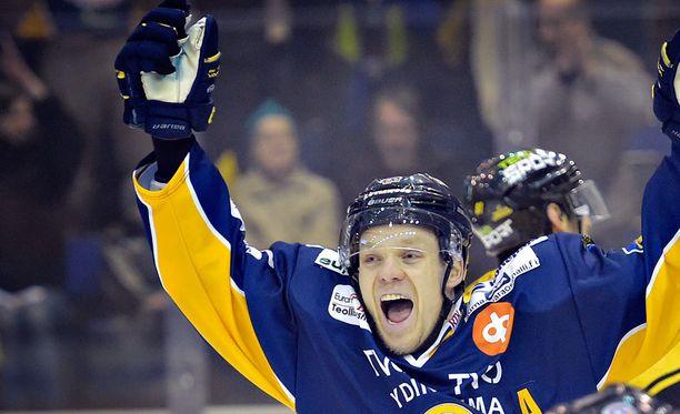 Janne Niskala teki Lukon voittomaalin.