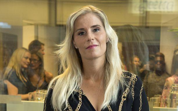 Hanna Kärpänen haaveilee omasta perheestä.