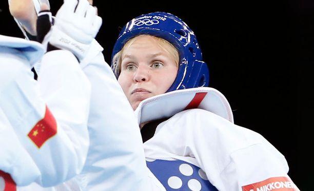 Suvi Mikkosen olympiaturnaus alkoi (arkistokuva).