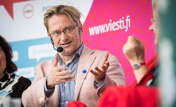 SDP:n entinen puoluesihteeri Mikael Jungner toimii nykyään viestintätoimisto Kreabin toimitusjohtajana. Jungner toimi vuosina 2005-2010 Ylen toimitusjohtajana.