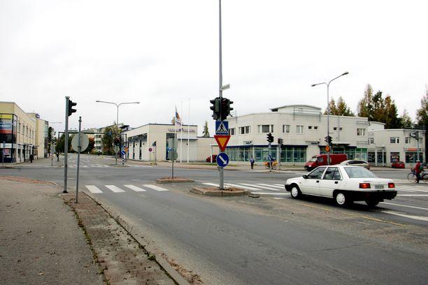 Arkistokuva Ylöjärveltä. Kuvan autot eivät liity tapaukseen.
