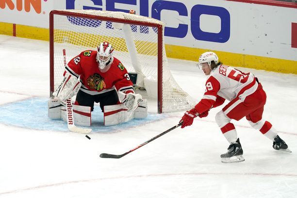 Tyler Bertuzzi on entisen NHL-tähden Todd Bertuzzin veljenpoika.