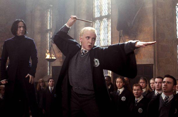 Draco Malfoy sai yllättävän vähän ruutuaikaa Harry Potter -elokuvasarjassa.