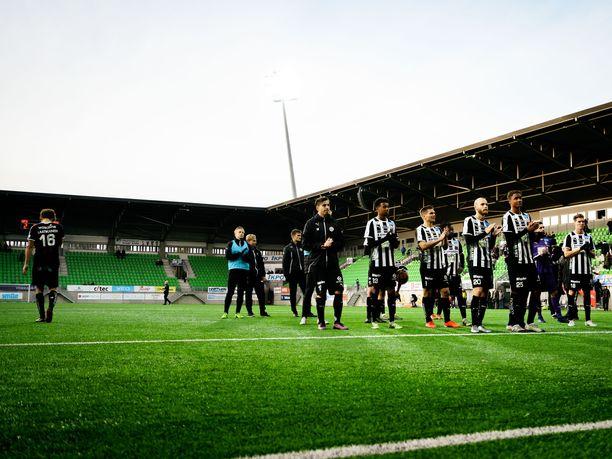VPS putosi Ykköseen syksyllä 2019.