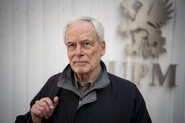 Víctor Bacchetta on yksi UPM:n sellutehdashanketta Uruguayssa vastustavan liikkeen hahmoista.