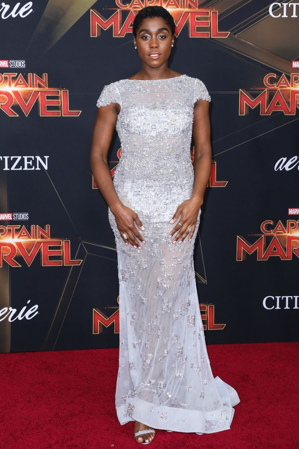 Lashana Lynch on näytellyt Captain Marvelin lisäksi tv-sarjoissa.
