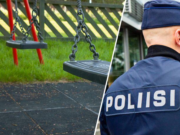 Poliisi tutkii 11-vuotiaan tytön epäiltyä pahoinpitelyä puistossa Kaarinassa. Kuvituskuva.