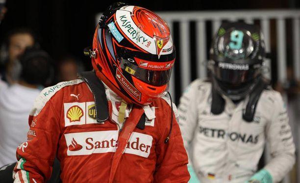 Kimi Räikkösen mielestä Nico Rosberg ansaitsi ehdottomasti mestaruutensa.