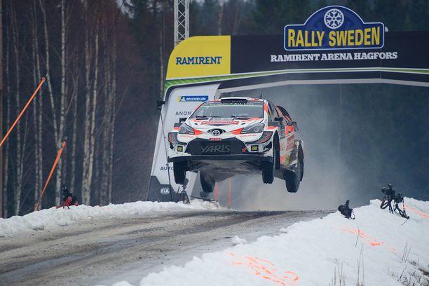 Ruotsin Ralli 2021