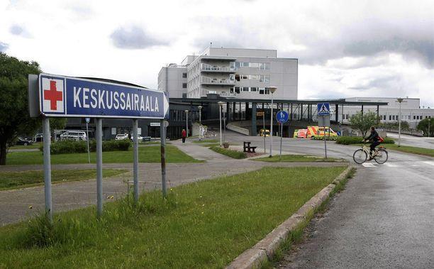 Oikeudessa kiistelty kuolemantapaus sattui Lapin keskussairaalassa Rovaniemellä.