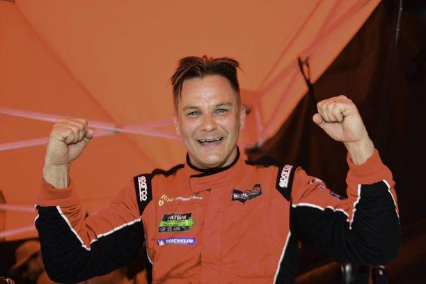 MTV:n F1-lähetysten sanavalmiina asiantuntijanakin tutuksi tullut Toni Vilander on juhlinut Le Mansissa luokkavoittoa kahdesti.