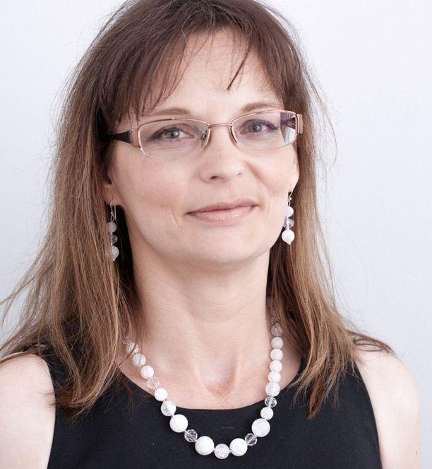 Snowbirdin toimitusjohtaja Marja Aalto.