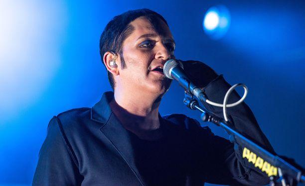 Laulaja-kitaristi Brian Molko on luotsannut Placeboa sen perustamisvuodesta 1994 asti.