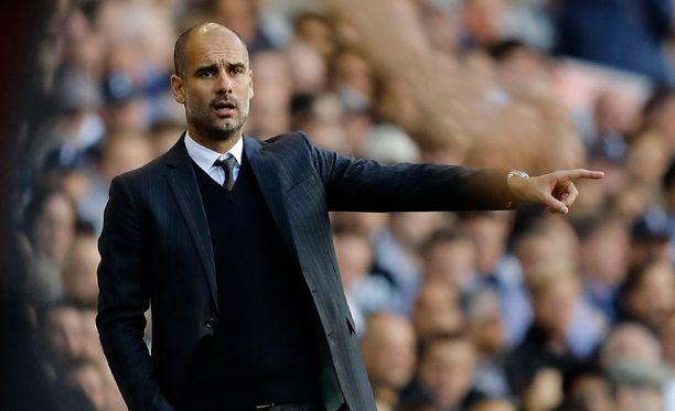Pep Guardiolan metodit Manchester Cityssä purevat pelaajiin.