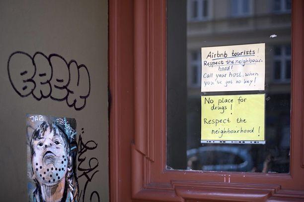 Berliini kielsi Airbnb-vuokrauksen aiemmin kokonaan. Nyt toiminta on jälleen sallittua, mutta siihen tarvitsee luvan.
