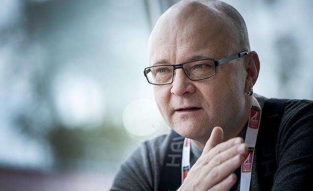 Tapio Suominen palaa töihin ensi viikolla.