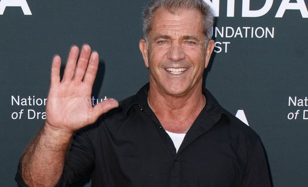 Mel Gibson on konkari palkintogaaloissa.