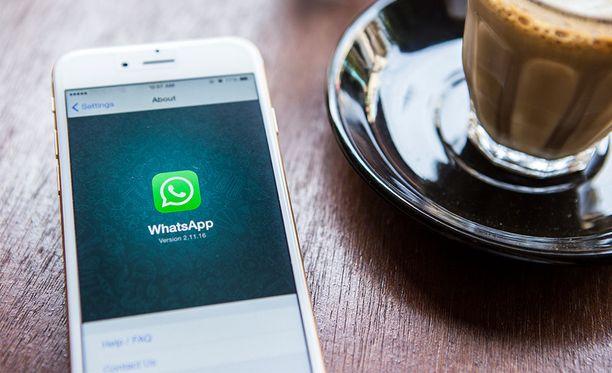 WhatsApp ottaa käyttöön Live Locationin.