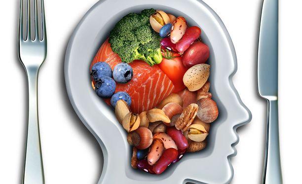 Muistille tekee hyvää monipuolinen, terveellinen ruokavalio.