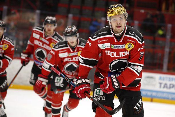 Jarno Kärki on jatkanut tehokasta kauttaan Sveitsissä.