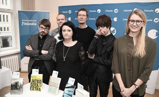 Tässä ovat vuoden 2017 ehdokkaat. Kirjallisuuspalkinto on jaettu vuodesta 1984 alkaen.