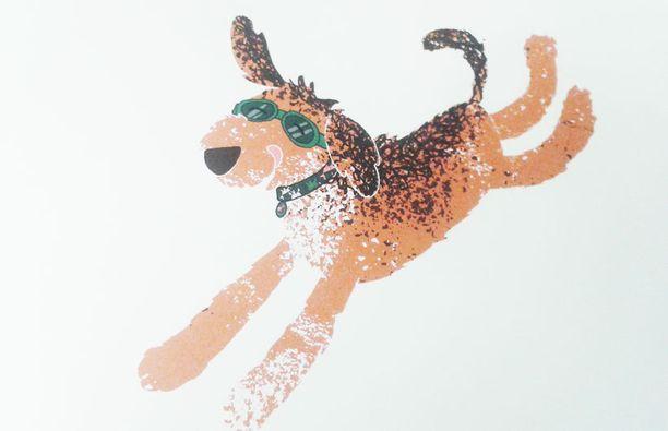 Kuvien piirtäjälle Maija Merolle lastenkirja on myös ensimmäinen: - Hahmojen kehittely vei aikaa, mutta prosessi oli hauska. Seuraavan teoksen luonnostelu alkaa pian. Tunnelma tulee olemaan erilainen, kun siirrytään talvesta kevääseen.