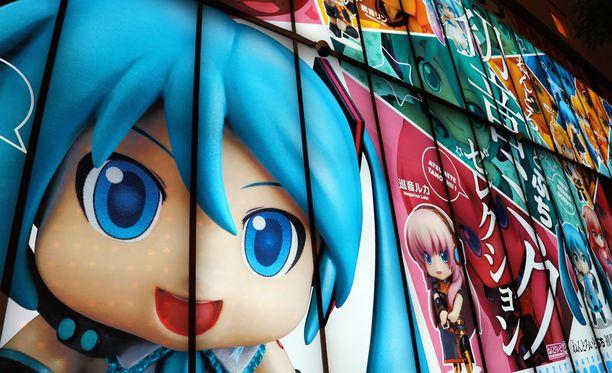 Japanilaisessa Anime-kulttuurissa hahmot ovat usein varsin nuorekkaita.