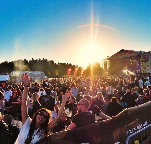 Saaristo Open -festivaali järjestetään tänä vuonna 27.–29.8.