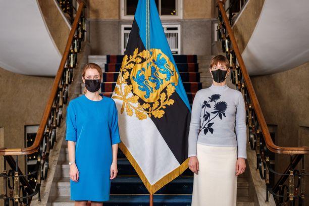 Presidentti Kersti Kaljulaid nimitti reformipuolueen puheenjohtajan Kaja Kallaksen hallitustunnustelijaksi 13. tammikuuta.