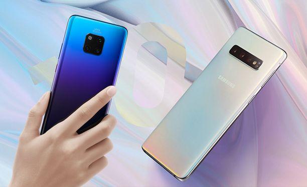 Samsung voitti Kuluttajan testin, kun taas Huawei vei voiton Mikrobitin testissä.